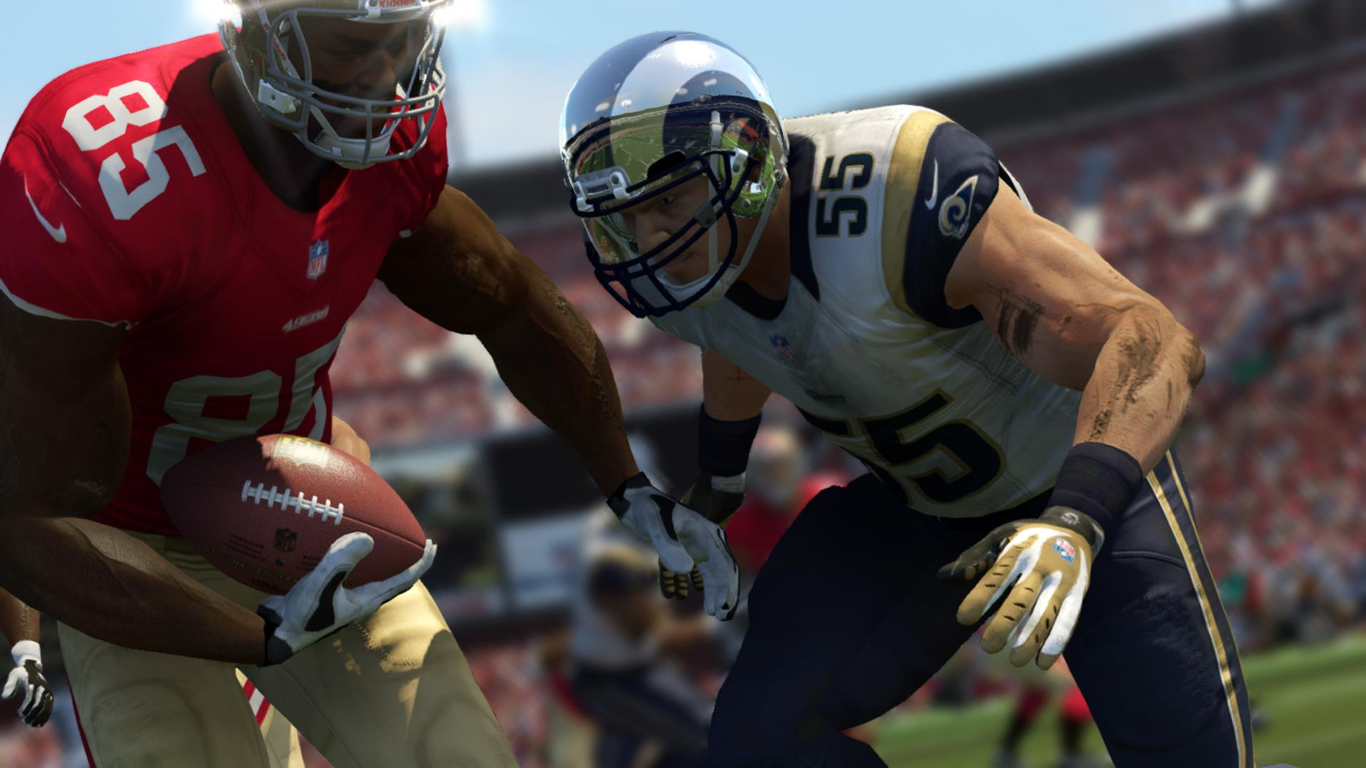 James Laurinaitis Legacy Award in Madden NFL 25 (Xbox One)