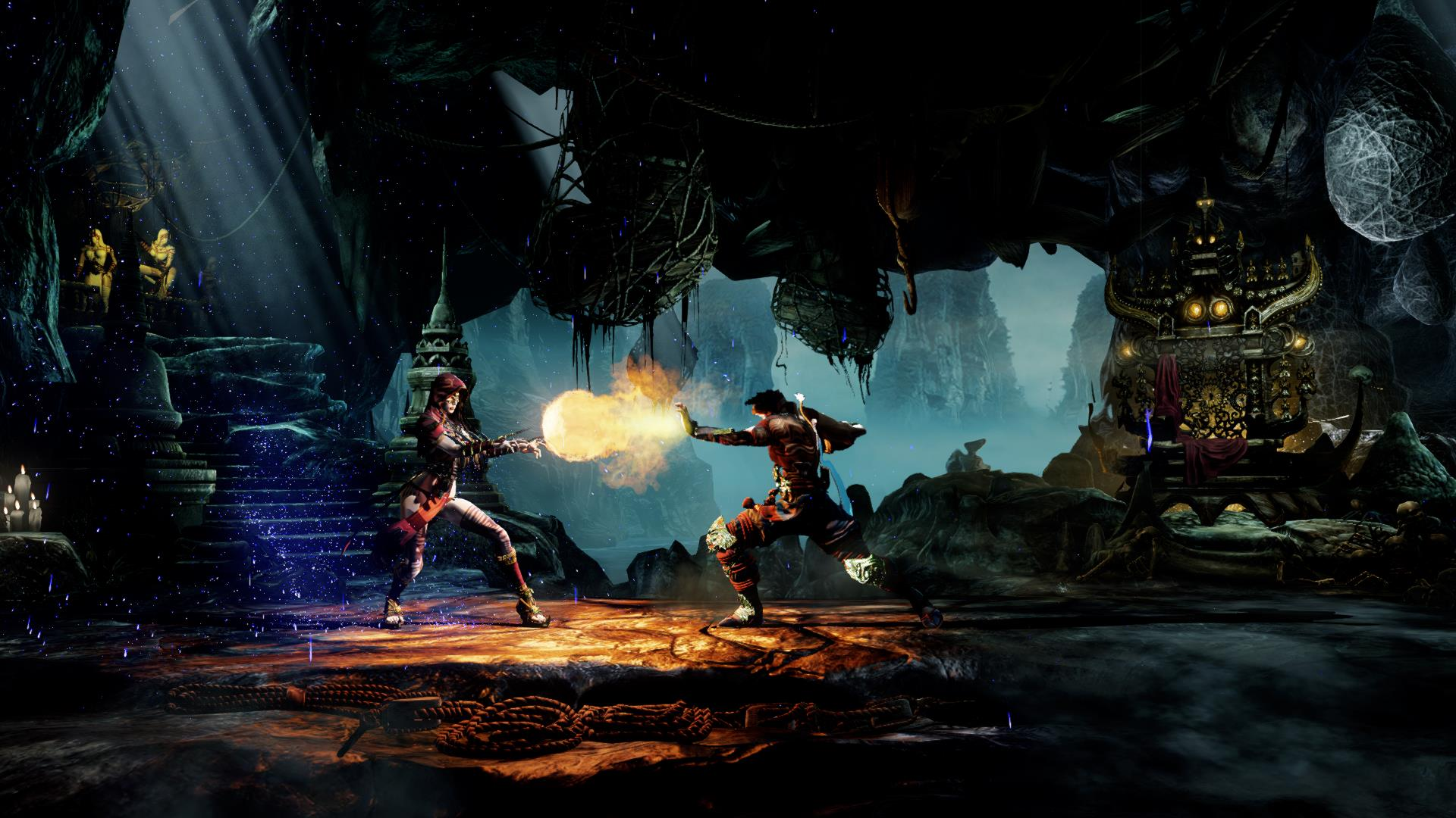 Survival Jago in Killer Instinct