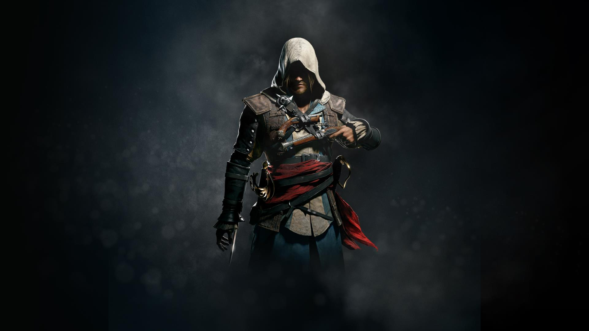 Personal bag of tricks in Assassin's Creed IV: Black Flag