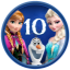 Beat 10 characters in Frozen Free Fall: Snowball Fight